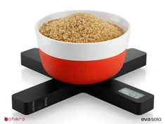 Eva Solo Digital kitchen scale, black