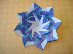 Carla Onishi Modular star tutorials