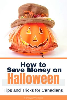 Don't let the expense of Halloween scare you out of celebrating! Instead, check out these awesome Halloween money saving tips and tricks, that work in Canada!   With all the money you'll save, you can pay off some of that really terrifying debt! #halloween #halloweenideas #halloweensavings #halloweendeals #savemoney #savemoneyonhalloween #savemoneyhalloween #canadianmoneytips #savingmoneyonholidays #affordanything #affordhalloween #frugalhalloween #cheaphalloween #noncandyhalloweenideas…