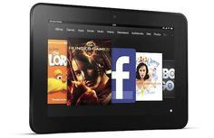 "Amazon Kindle Fire HD P48WVB4 7"" Wi-Fi 8GB Dual-Core 1.5 GHZ Black"