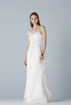 Robe Muscade.  Collection MARIÉE  http://www.suzanne-ermann.com