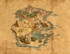 papirus maps