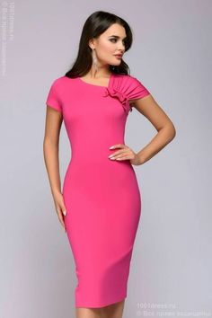 Shop Women's French Connection size 4 Dresses at a discounted price at Poshmark. Dressy Dresses, Elegant Dresses, Short Sleeve Dresses, Official Dresses, Modelos Fashion, Cocktail Outfit, Dress Sewing Patterns, Chic Dress, Contemporary Fashion