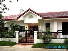 4 Bedroom Bungalow Plan In Nigeria House Plans Bungalow Style House Modern Bungalow House Philippine Houses
