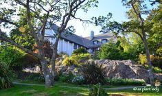 RAMBLINGS FROM A DESERT GARDEN Abkhazi Gardens, Victoria, BC #gardens #gardentourism
