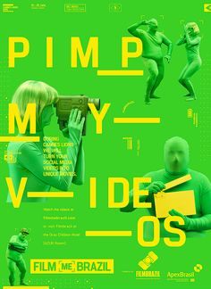 FILM [me] BRAZIL   Clube de Criação