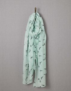 Lightweight Birdie Scarf (but really, I like any one of the designs) on Bodenusa.com