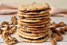 Low Carb, Sweets, Cookies, Healthy, Desserts, Food, Basket, Diet, Biscuits