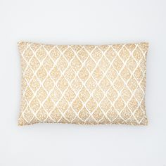 "JR by John Robshaw Shield Decorative Pillow, 12"" x 18"" 