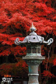 Hieizan Enryakuji in Autumn 2 by Fraven Ang, via 500px
