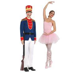 Pareja Soldadito Plomo y Bailarina #parejas #disfraces #carnaval #novedades2016