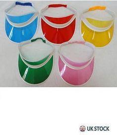 New 80s neon sun #visor peak cap hat rave #festival #fancy dress poker headband , View more on the LINK: http://www.zeppy.io/product/gb/2/171164207643/