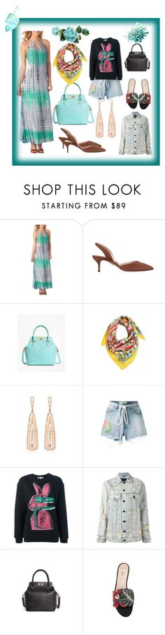 """Happy life"" by jamuna-kaalla ❤ liked on Polyvore featuring 5twelve, Paul Andrew, Brooks Brothers, Dolce&Gabbana, Marco Ta Moko, McQ by Alexander McQueen, Alexander Wang and Valentino"