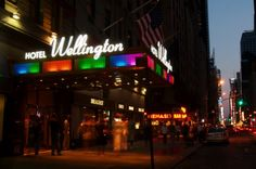 Located in central New York, Wellington Hotel is within walking distance of Carnegie Hall, Ed Sullivan Theater, and Radio City Music Hall. Nearby points.