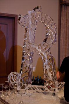 Eldorado Country Club - Ice Sculpture  www.eldoradocc.com
