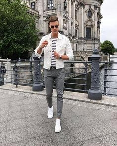 """yourstyle-men: """"maletrends: """" MALE TRENDS A blog about men's fashion, lifestyle & more. """" Style For Men www.yourstyle-men.tumblr.com VKONTAKTE -//- FACEBOOK """""""
