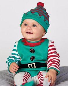 b280479c2 Baby Elf Costume, Baby Costumes, Baby Christmas Gifts, Toddler Christmas,  Christmas 2016
