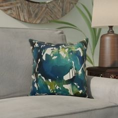 Shop a great selection of Kam Abstract Floral Outdoor Throw Pillow Bloomsbury Market. Find new offer and Similar products for Kam Abstract Floral Outdoor Throw Pillow Bloomsbury Market. Floral Throws, Floral Throw Pillows, Throw Pillow Sets, Outdoor Throw Pillows, Decorative Throw Pillows, Décor Pillows, Brown Rug, Mold And Mildew, Home Decor Furniture