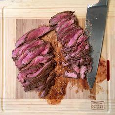 Flank Steak [OC] [2048x2048]