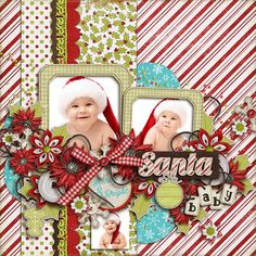 Christmas Cheer by Tracie Stroud Fuss Free: Daily Goodness by Fiddle Dee Dee Designs