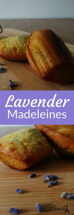 A great twist on a classic French cake! This lavender madeleine recipe is perfect for the summer!