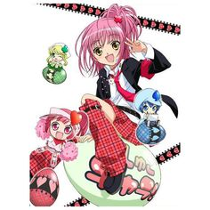 ❤ liked on Polyvore featuring shugo chara and anime