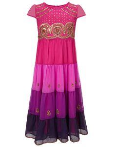 Meena Embellished Maxi Dress