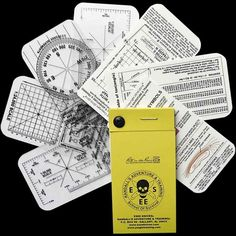 ESEE Pocket Navigation Cards