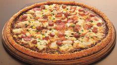 カレーonピザ!?アオキーズピザとオリエンタルがコラボ--入手困難なオリエンタルグァバもセットで