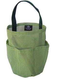 Mesh Shower Bag for Dorm, Pool, Gym, Camp