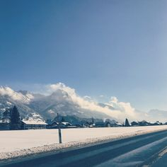 auf dem Weg in die #allgäuer #alpen