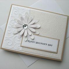 Felicitación día de las madres: Tarjeta de nota por Sentimentalist
