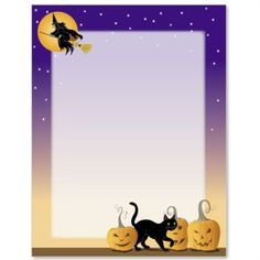 Witchy Ways Letter Paper Halloween Labels, Halloween Themes, Halloween Decorations, Fall Clip Art, Printable Letters, Borders For Paper, All Holidays, Stationery Paper, Zumba