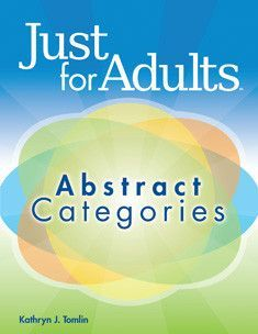 Pro-ed 31111 Just for Adults: Abstract Categories