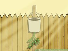 How to Make an Upside Down Tomato Planter: 8 Steps (with Pictures) Swing Sets For Kids, Kids Swing, Upside Down Tomato Planter, Small Tomatoes, Balcony Plants, Herb Planters, Herb Seeds, Tomato Plants, Potting Soil