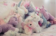 Unicorns...why did I not begin collecting them decades ago?