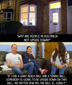 "When Scarlett said this about Australia. | 18 Times ""Gogglebox"" Failed So Much It Actually Won"