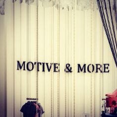 Motive&More boutique