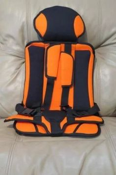 Portable Inflatable Car Booster Safety Seat Kids Travel Folding New Safety Seat | eBay