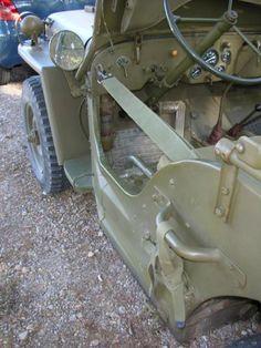 Jeep Willys restaurado | EL CAJÓN DE GRISOM