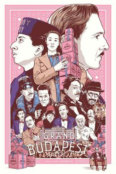 This Wes Anderson tribute art show is everything