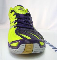 8c2e419585 Exklusiv für die olympischen Spiele 2012 in London. Die Mizuno Wave Stealth  2 Handballschuhe in