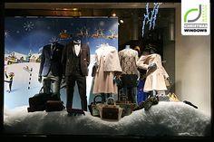 Ted Baker Christmas Shop Windows London! - Retail Design Blog» visual merchandising