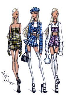 Vintage Vogue Fashion, Vintage Fashion Sketches, Fashion Design Sketchbook, Fashion Design Drawings, Art Sketchbook, Fashion Drawing Dresses, Fashion Illustration Dresses, Drawing Fashion, Fashion Dresses