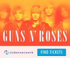 guns n roses vegas tickets