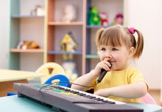 Discover how to create an environment that encourages freedom of expression through music and movement with this article from Kaplan Early Learning Company. Movement Activities, Music Activities, Infant Activities, Preschool Activities, Social Emotional Development, Baby Development, Learning Centers, Early Learning, Fashion Kids