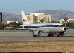 American Airlines Airbus A319-112 Vistajet N745VJ wearing the Allegheny Airlines Retro Jet livery at San Jose-Norman Y. Mineta International, July 2015. (Photo: Ben Wang)