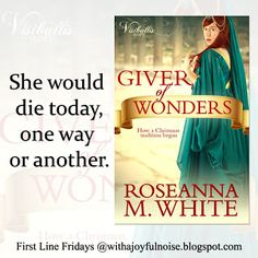 With a Joyful Noise: Giver of Wonders | First Line Friday