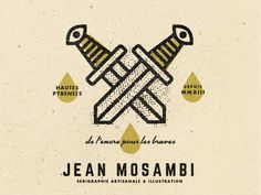 Ink for the braves by Jean Mosambi