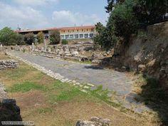 Turkey: Tarsus: Roman Ruins